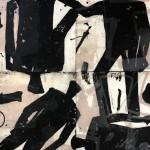 Graham Fransella, Original Charcoal Drawing | Four Figures 12