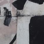 Graham Fransella, Original Charcoal Drawing | Four Figures 7