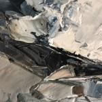 Jemma Powell, Stormy Sea, Original Painting, Seascape Art 2