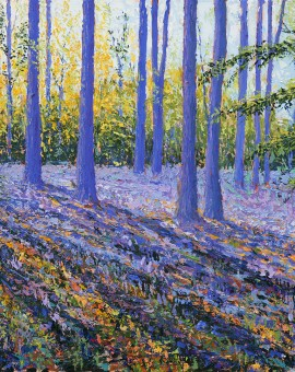 Lee Tiller -Euphoria I - Wychwood Art