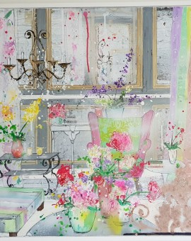 Love Colour Julia Adams Wychwood Art