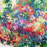 Mary Chaplin Françoise's garden Wychwood Art ok