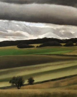 Tim Woodcock Jones | Near Ashbridge | Landscape painting for sale