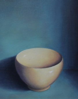 Fiona Smith, Pouring BOwl 2 Stilll life painting