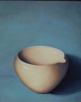 Fiona Smith | Pouring Bowl 2 | Original painting