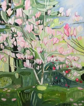Elaine kazimierczuk abstract painting buy online