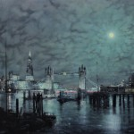 alex rennie tower bridge nocturne