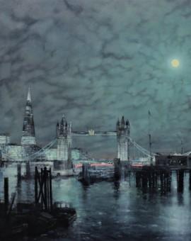 alex rennie tower bridge nocturne