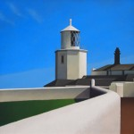 Tim Woodcock-Jones | Lizard Lighthouse | seaside art