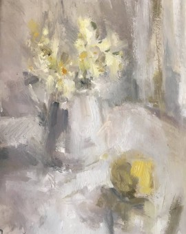 spring at last, jemma powell, original paintings