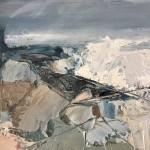 stormy sea, jemma powell, detail