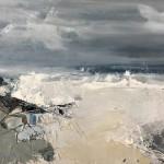 stormy sea, jemma powell, original painting