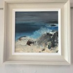 sunligh before the storm, jemma powell, framed