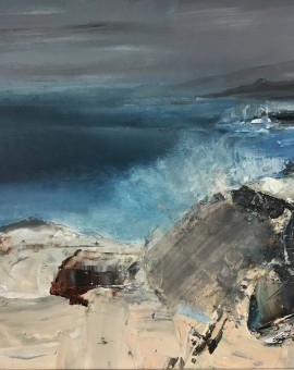 sunlight before the storm, jemma powell, seascape