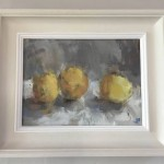 three lemons jemma powell, still life