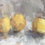 three lemons jemma powell, still life detail