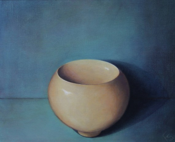 Mother's Bowl 1 | Fiona Smith Artist | Still life Painting