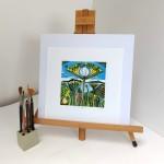 Kit Boyd Estuary Wychwood Art