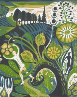 Kit Boyd Gifts of Flowers Wychwood Art