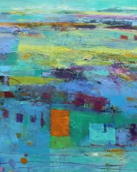 Teresa Pemberton Cadgwith Cove  Wychwood Art