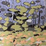 Grasmere Tree | Alexandra Buckle | Limited Edition Linocut Print