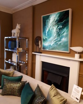 Alison Johnson buy art onlineroller coaster