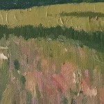 Eleanor Woolley | Field of wheat | Impressionistic | Landscape | Section 2