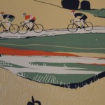 Eliza Southwood, Gironde, Cycling Art 3