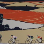 Eliza Southwood, Gironde, Cycling Art 4