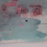 Harriet Hoult, Ava, original mixed media painting, contemporary abstract art, statement art 4