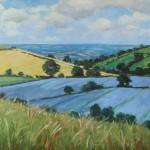 Landscape near Brailes II