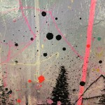 Lee Herring, Winter Fades, Mixed Media Painting 7
