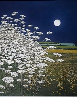 buy art by Phil Greenwood with Wychwood art online moonlights