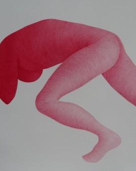 Myrica Jones Leaning Man Wychwood Art