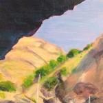 Peri-Taylor-Sa-Calobra-Majorca-Wychwood-Art-2