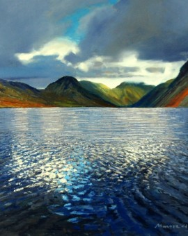 Rain Clouds over Wastwater