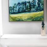 Rupert Aker, Great Tew, Original Painting