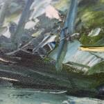 Rupert Aker, Great Tew, Original Painting 5