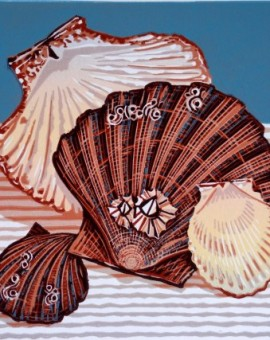 Scallop Shells Mark