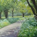 Spring Landscape, Broughton