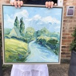 rupert-aker-landscape-brock-road-village-of-great-tew-oxford-contemporary-art-scaling-scale-green-blue