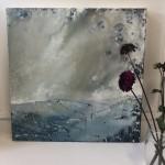 James Bonstow | Calmer Skies | Original Contemporary Painting | Landscape