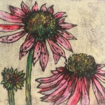 Vicky Oldfield collagraph artist for sale online and in our art gallery