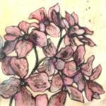 Vicky Oldfield, Honesty bloom, Wychwood Art