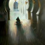 trevor_waugh_entrance_to_a_mosque_fez_morocco