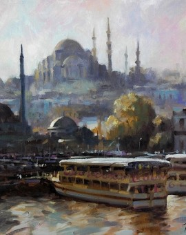 trevor_waugh_ferries_at_istanbul