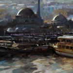 trevor_waugh_ferries_at_istanbul copy 2