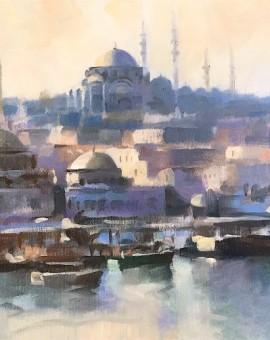 trevor_waugh_istanbul_impression