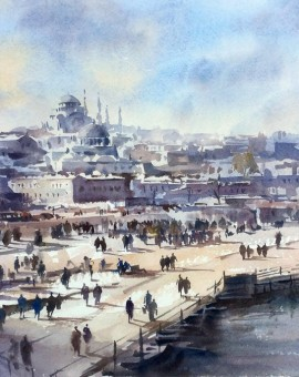 trevor_waugh_istanbul_rush_hour