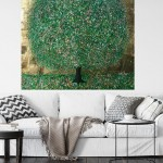 A Perfect Summer Day | Nicky Chubb | Original Contemporary Abstract Landscape Art | Tree Art | In Situ 4